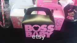 Boss Baby Girl Bundle