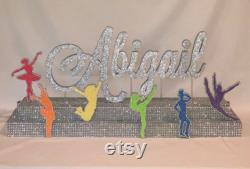 Candle Lighting Display For Sweet Sixteen, Quinceanera And Mitzvah Candle Lighting Dance Theme