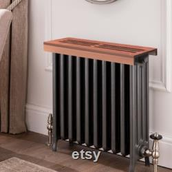 Cherry Mahogany Radiator Or Teak Radiator High Cover Radiator Shelf, About 3 4 Of Thickness About 3 Of Height, Choose Any Size Custom Sizes