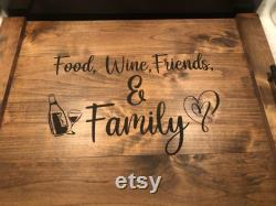 Custom Design Different Engraved Noodle Board Of 29.5x21.5