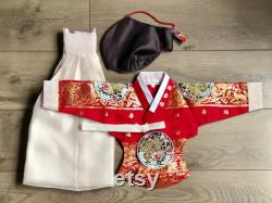Daughter Dohl Hanbok Table Set5