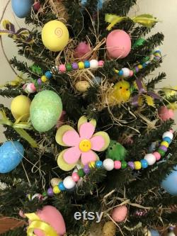 Easter Centerpiece, Easter Egg Tree, Easter Decorations, Easter Table Decoration, Easter Arrangement, Easter Egg Decoration, Tree With Easter Eggs