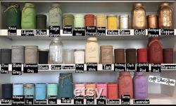 Farm Centerpiece, Farm Table Centerpiece, Coat Coat Décor, Mason Jar Décor, Mason Jar Centerpiece, Living Room Décor, Kitchen Décor