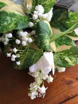 Farm, Wedding, Country, Rustic Masterpiece Masterpiece Metal Lunch Box Masterpiece White Flower Spring, Summer Masterpiece