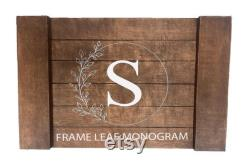Hand-made Stained Wood Stove Cover, Service Tray, Noodle Board, Farm Style, Kitchen Decor, Custom White
