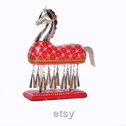 Handcrafted Wooden Horse Collar, Express Delivery Available