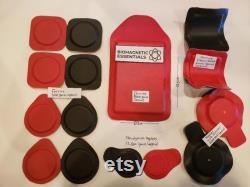Magnets For Biomagnetism, Biomagnetic Magnets, Dr. Goiz. Imanes Para Biomagnetismo.