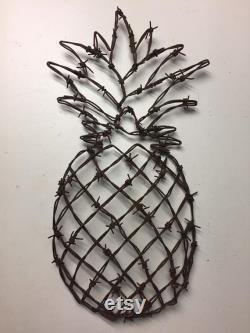 New Art, Pineapple, Art, Salon Art, Wall Décor, Gift, Gift, Summer Art, Winter Art, Beach, Holidays, Contemporary Art, Large, Fruit