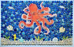 New Object 20 X32 Ozzie The Backsplash Octopus Custom