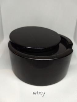 Obsidian Coaster Set