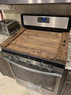 Wood Stove Top