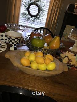 Bol à pâte Bol à pâte artisanal authentique bol de fruits bol à fleurs