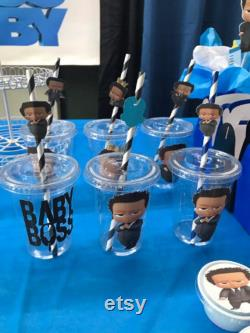 Boss Baby Party Bundle