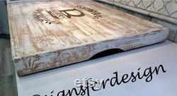 Couverture de cuisinière de boîte, couverture de dessus de cuisinière, couverture de dessus de cuisine, plateau, cuisine de ferme