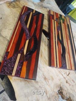 Planches de charcuterie hacher des blocs de planches à découper comptoirs
