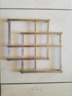 Trivet Fran ais design de Jacques Adnet 1950 Steel